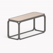 Model O Bench, Raw Steel